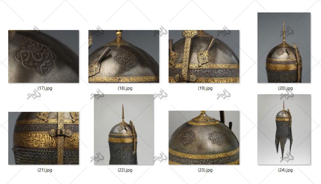 تصاویر با کیفیت کلاه خود 3